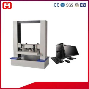 China Color Touch Screen 10kn Carton Box Compressivestrength Testing Machine GAG-P610 ,China on sale
