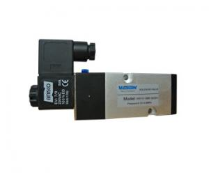 China Aluminum Alloy 5 Way 2 Position Solenoid Valve , Air Operated Solenoid Valve on sale