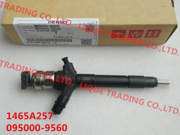 DENSO 095000-9560 / 1465A257 fuel injector 095000-9560 for