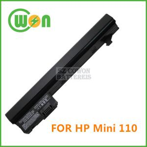 China HP MINI 110 , 1101 Series Replacement laptop battery on sale