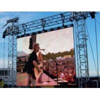 1/16 Scan HD P3 Outdoor Rental LED Screen Refresh Rate 1920 HZ