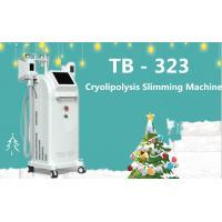 100kpa Five Handles Cryolipolysis RF Cavitation Machine For Cellulite Removal