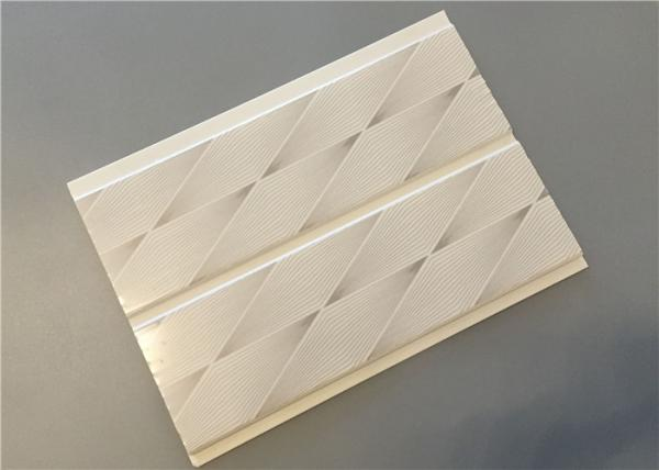 Waterproof Shower Panels , Moisture Resistant Wall Panels Fireproof ...