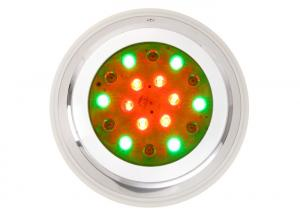 China High Brightness 18W IP68 Led Colour Changing Pool Lights For Spa Swimming Pool Lamp on sale