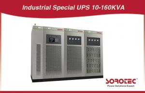 China 12 Pulse Three Phase Industrial Grade UPS Special Online UPS 100KVA 80KW on sale