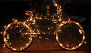 China Copper Wire Starry Solar String Lights Outdoor 100 Led Energy Saving on sale