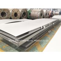 DIN 1.4301 NO1 Finish Hot Rolled Stainless Steel Sheet Thickness 3mm - 50mm