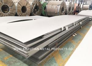 China Hot Rolled Stainless Steel Sheet Thickness 3mm - 50mm on sale