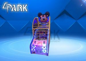 China Hardware Material Arcade Mickey Basketball Game Machine D160*W82*H190cm on sale