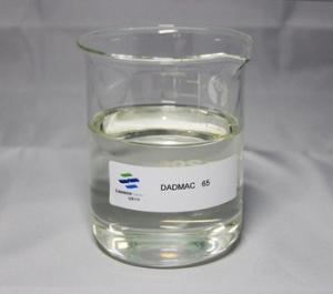 China Dadmac Waste Sewage Water Treatment Finishing Auxiliaries For Textile Paper Making Additives on sale