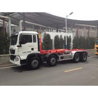 30T Hork Arm Garbage Truck Collection Trash Compactor Truck Euro2 336hp 10 Tires