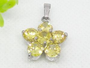 China semi precious stone pendant 1240024 on sale