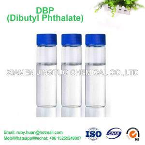 China Plasticizer 99% DBP Dibutyl Phthalate 84-74-2 price competitive on sale