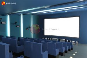 China Theme Park Commercial Dynamic Cinema 4D Movie Theater on sale