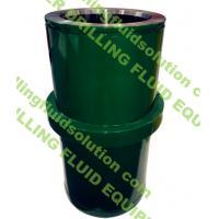 "6 1/2"" Mud Pump Liner Hardened Liner HRC59 Green Color F/LS-NOW 3NB1300C/3NB1300A Triplex Mud Pump Fluid End Parts"