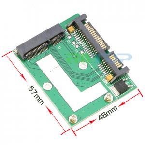 """mSATA SSD to 2.5/"""" SATA Convertor Adapter Card SSD Enclosure Case Module Board"""