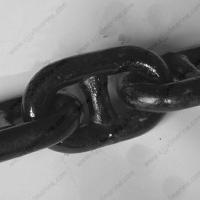 Marine Mooring Black Paint Stud Anchor Chain