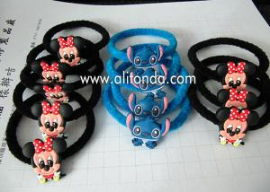 China Promotional hair decoration gifts custom girls children hair decorations clips pins ties bands supply on sale