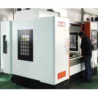 China Tapping / Drilling CNC Vertical Machining Center Japan Mitsubishi Fanuc CNC Machine on sale