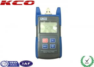 China Mini Optical Power Meter Handheld With FC SC Adapter Laser Source on sale