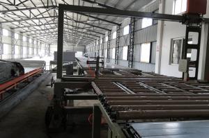 China High Efficiency PE Foam Sheet Extrusion Line , PVC Foam Board Machine 200~300L/Min on sale