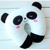 China Cartoon Animal Velboa U shaped Pillow Neck Protection Pillow Adults on sale