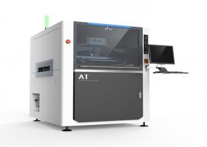 China Fully Automatic Solder Paste Printer High Precision For TV / Computer Mother Board on sale