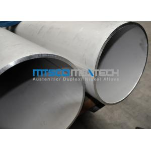 China TP309S Welded Stainless Steel Pipe 14 INCH SCH40 , 355.6mm x 11.13mm on sale