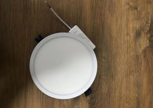 China 18 Watt LED circular Panel Light , led ceiling panel light kitchen on sale