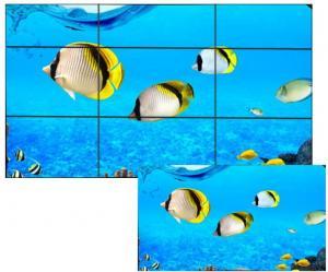 China Big 46 Led Lcd Video Wall Display , Narrow Bezel Digital Wall Screen on sale