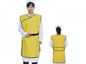 China No Sleeve Super Soft X-ray Radiation Protection Clothing for Medical Diagnostic Room on sale
