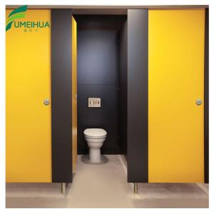 China Public Bathroom Waterproof Phenolic Toilet Partitions on sale