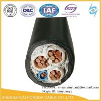 0.6 1kV LV XLPE PVC Insulated Power Cables with Copper or Aluminum conductor for power distribution and transmission