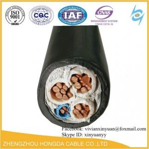 China 0.6 1kV LV XLPE PVC Insulated Power Cables with Copper or Aluminum conductor for power distribution and transmission on sale