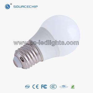 China 3W 5W 7W 9W 12W LED bulb manufacturing plant CE ROHS FCC certificate on sale