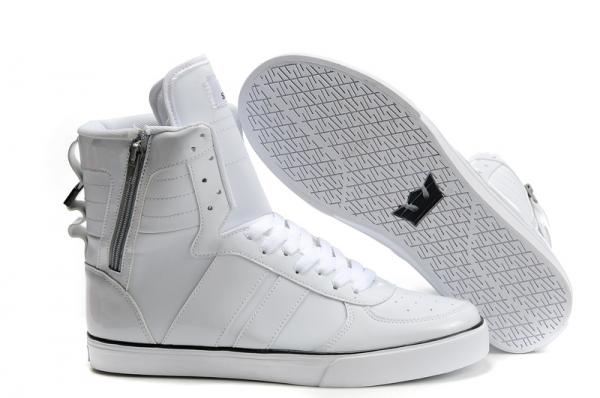 dbefcad102e9 Supra fashion shoes Justin Men Society white color Shoes for sale ...