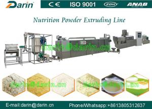 China Baby food instant powder rice flour making machine / Production Line on sale