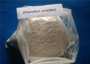 China Pure Oral Muscle Building Steroids Metandienone Dianabol Dbol 50 mg / ml CAS 72-63-9 on sale