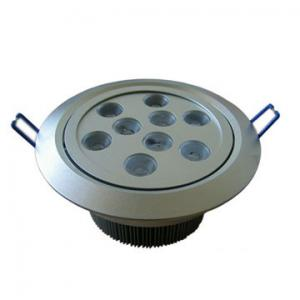 China 9pcs LED Ceiling Light Fixtures with 2 year Warranty, 9W Power and 50,000 hour on sale