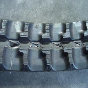 China mini excavator rubber track on sale