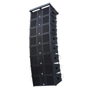 Quality Wedding Decorations Power Line Array Sound System Outdoor Stadium Speakers for sale