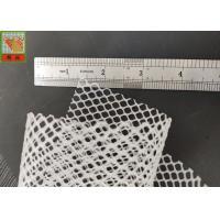 Plastic Flat Mesh , HDPE Chicken Netting , Plastic Poultry Netting , Diamond Hole , 1 Meter High