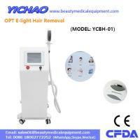 Portable Painless IPL Shr Opt Elight Permanent Hair Removal Equipment(YCBH-01)