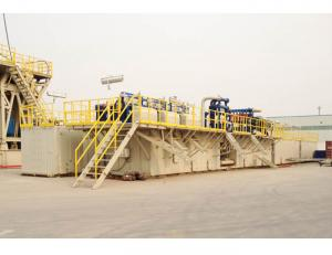 China Oil and Gas Mud System on sale