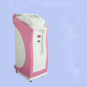 China Nd Yag Laser Elight IPL Tattoo Removal Machine CE , Stationary , Wind Cooling on sale