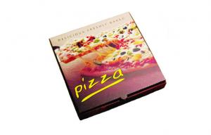 China Health Food Recyclable Pizza Boxes Offset printing Customized on sale