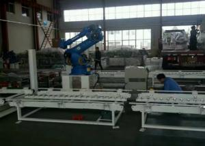 China Automatic Robotic Palletizing Machine Systems supplier