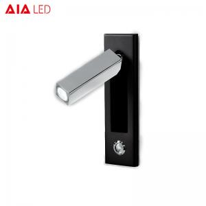 China Interior IP40 recessed contemporary white 3W LED wall lighting/led reading lamp on sale