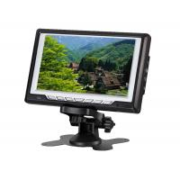 7 Inch Portable TFT LCD TV with FM,USB,SD Card Reader