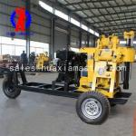 CHINA 130 Meters Hydraulic Water Well Drilling Rig Manufacturer